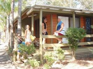 Shelly Beach Cabins