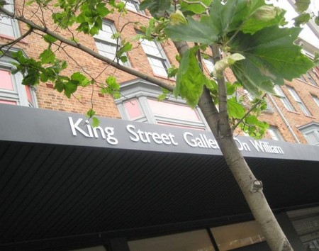 King Street Gallery on William