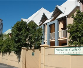 Spring Hill Gardens Apartments - Accommodation NSW