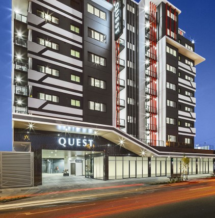 Quest Woolloongabba - Accommodation NSW
