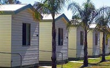 Coomealla Club Motel and Caravan Park Resort - Accommodation NSW