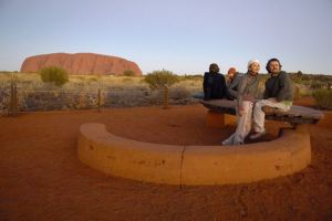 Ayers Rock - Outback Pioneer Lodge - Accommodation NSW
