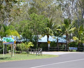 Boyne Island Caravan Park - Accommodation NSW