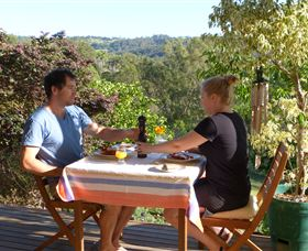 Simba Sunrise Bed and Breakfast - Accommodation NSW