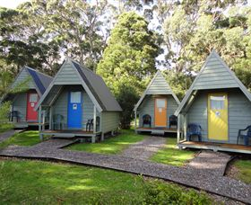 Strahan Backpackers  - Accommodation NSW