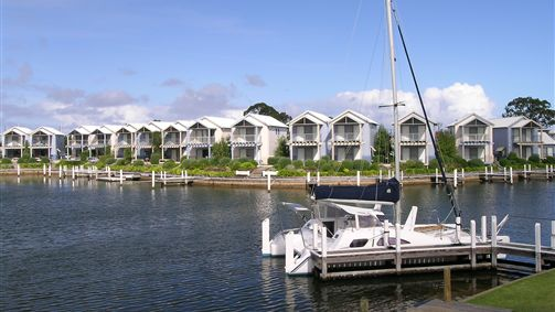 Captains Cove Resort - Accommodation NSW