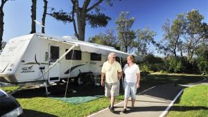 Eastern Beach Holiday Park - Accommodation NSW