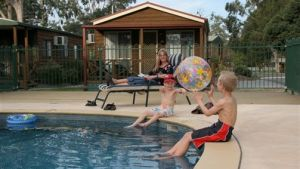Lake Fyans Holiday Park - Accommodation NSW