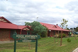 Acacia Apartments - Accommodation NSW