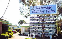 Anchorage Holiday Units - Accommodation NSW