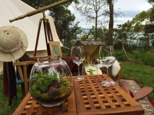 Wingtons Glamping Clarence Point - Accommodation NSW