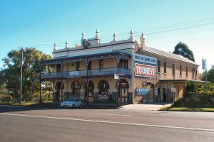 Caledonia Hotel - Accommodation NSW