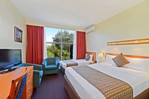 Comfort Inn North Shore - Accommodation NSW