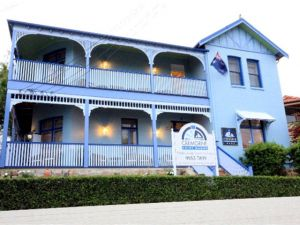 Cremorne Point Manor - Accommodation NSW