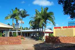 Motel Childers - Accommodation NSW