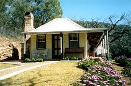 Price Morris Cottage - Accommodation NSW