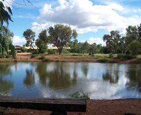 Gemtree Caravan and Tourist Park - Accommodation NSW