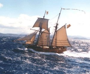 Enterprize - Melbourne's Tall Ship - Accommodation NSW