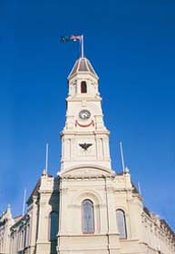 Fremantle Town Hall - Accommodation NSW