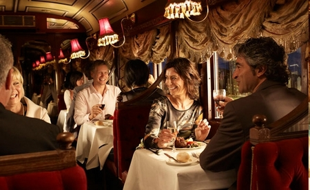 The Colonial Tramcar Restaurant - Accommodation NSW