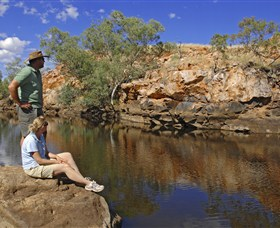 Davenport Range National Park - Accommodation NSW