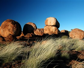 Karlu Karlu/Devils Marbles Conservation Reserve - Accommodation NSW