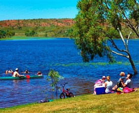 Tingkkarli/Lake Mary Ann - Accommodation NSW
