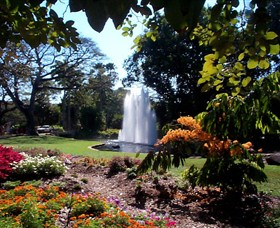George Brown Darwin Botanic Gardens - Accommodation NSW