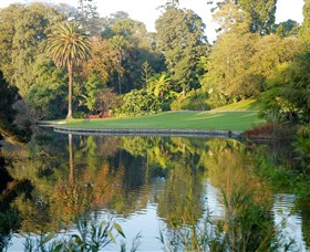 Royal Botanic Gardens Melbourne - Accommodation NSW