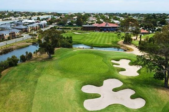 Patterson River Golf Club - Accommodation NSW