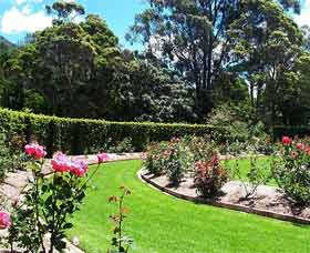 Wollongong Botanic Garden - Accommodation NSW