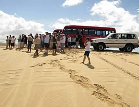 Port Stephens 4WD Tours