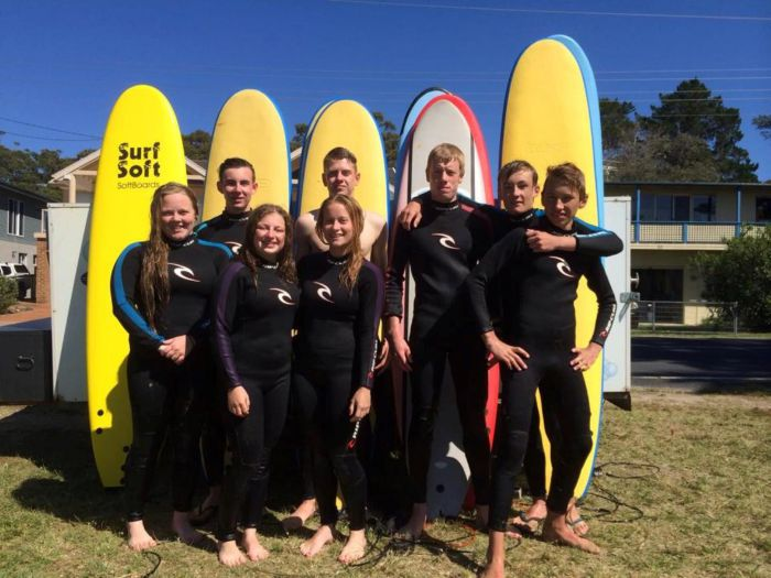Broulee Surf School - Accommodation NSW