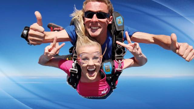 Skydive Oz Canberra - Accommodation NSW