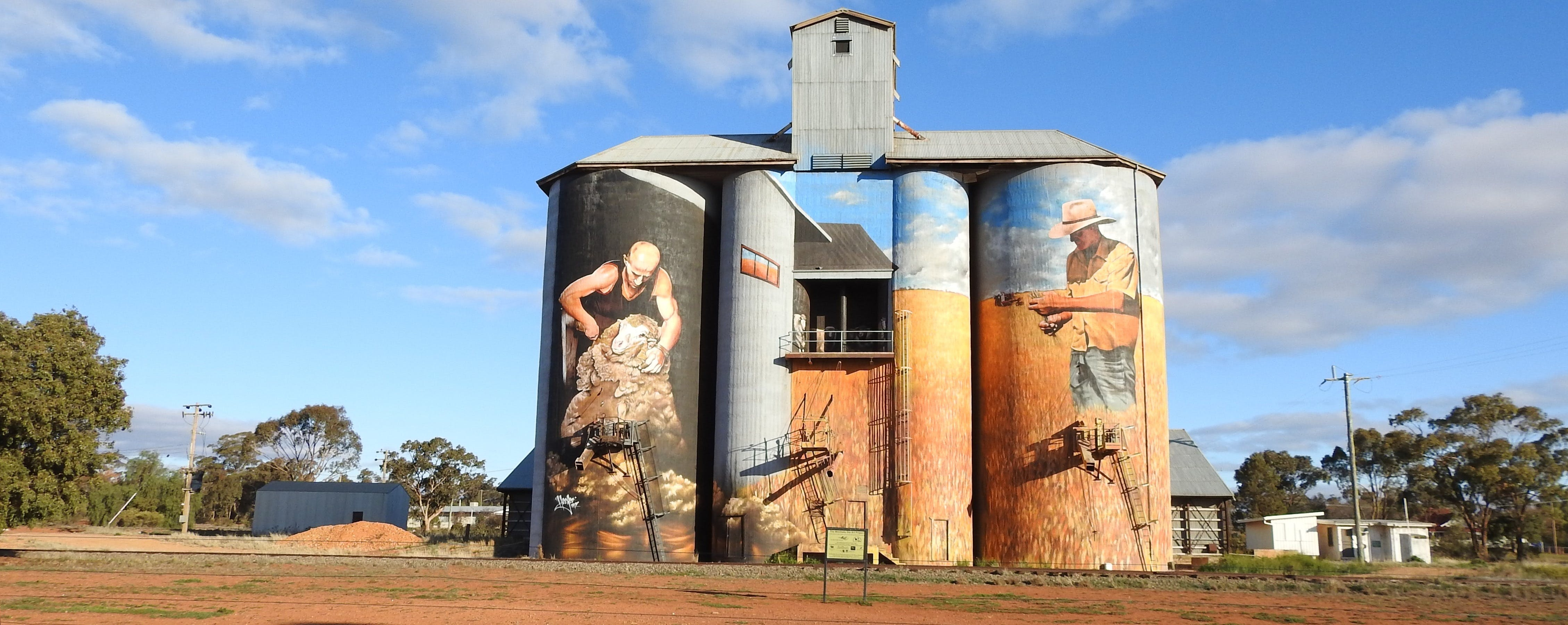 Riverina Outdoor Art Trail