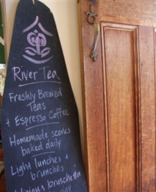 River Tea House - Accommodation NSW