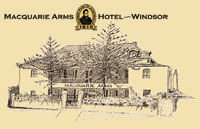 Macquarie Arms Hotel - Accommodation NSW