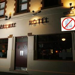 Railway Hotel - Accommodation NSW