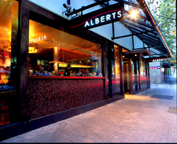 Alberts - Accommodation NSW