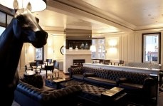 Polo Lounge - The Oxford Hotel - Accommodation NSW