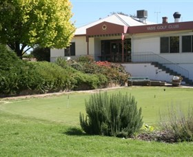 The Yass Golf Club - Accommodation NSW