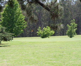 Inverell Golf Club - Accommodation NSW