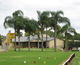 Moree Golf Club - Accommodation NSW