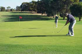 Waikerie Golf Club - Accommodation NSW