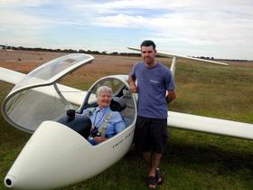 Waikerie Gliding Club - Accommodation NSW