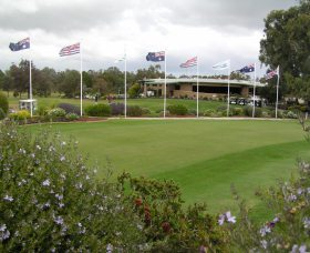 Tocumwal Golf Club - Accommodation NSW