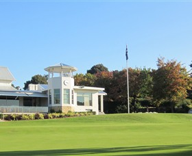 Riversdale Golf Club - Accommodation NSW