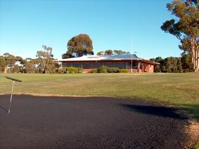 Maitland Golf Club Incorporated - Accommodation NSW