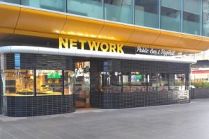 Network Public Bar  Pizzeria - Accommodation NSW