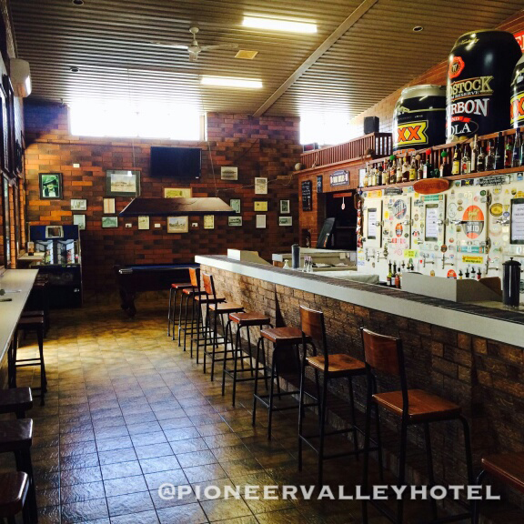 Pioneer Valley Hotel - Accommodation NSW